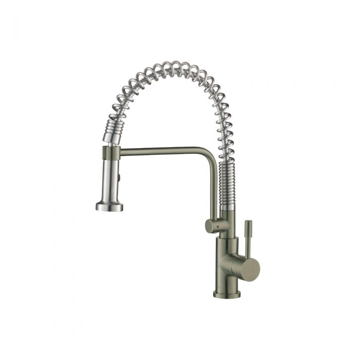Light Verde Kitchen Faucet with spring