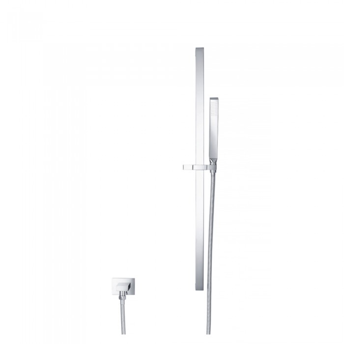 Hand Shower Set with brass slide bar